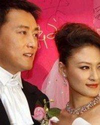 刘小锋和老婆朱墨个人资料及近况和图片