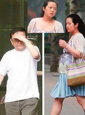 王刚现任老婆郑艳东个人资料及近况和图片图片