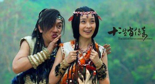 出演十二生肖传奇的演员有郭品超,李曼,陈浩民,王力可,杨幂,于娜,释小图片