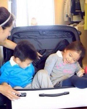 刘涛女儿王紫嫣图片 刘涛有几个孩子