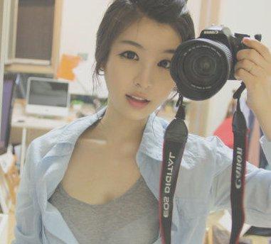 韩国美女主播朴佳琳写真