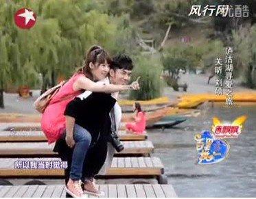 关昕和刘硕为什么分手 百里挑一关昕和刘硕视频剪辑观看