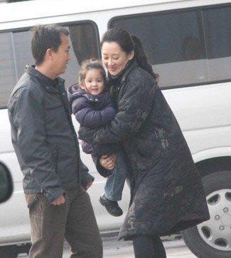许晴老公刘波生活照和个人资料及近况和图片年龄