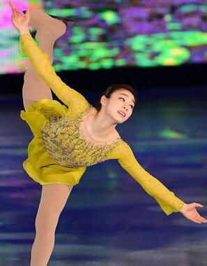 韩国花样滑冰金妍儿个人资料及近况和图片
