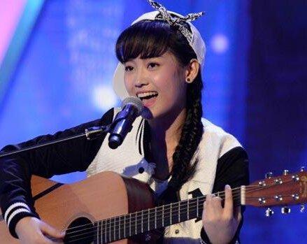 2014年更是参加了《中国梦之声》,并且获得了全国十强的成绩,以下分享