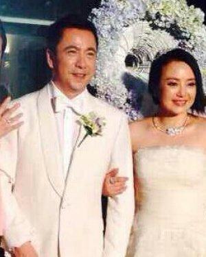 王中磊的老婆王晓蓉个人资料及近况和图片 王中磊有几个孩子