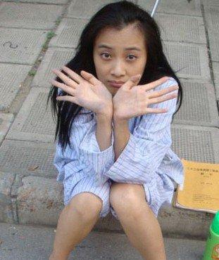 徐翠翠的腿部纹身图片 徐翠翠老公是谁图片