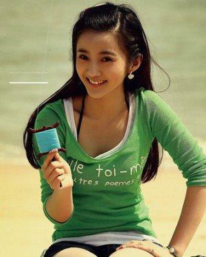 陈一娜个人资料及近况和图片 陈一娜的男朋友是谁