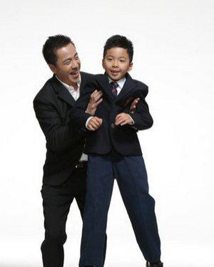 爸爸回来了王中磊个人资料及近况和图片介绍 王中磊儿子图片