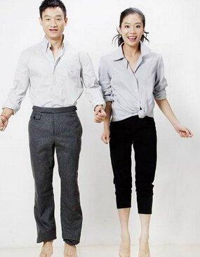 爸爸去哪儿第二季杨威图片资料及近况 杨威的老婆是谁 杨威