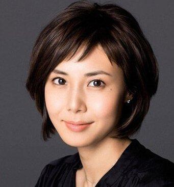 松岛菜菜子老公女儿图片 松岛菜菜子演过的电视剧和电影