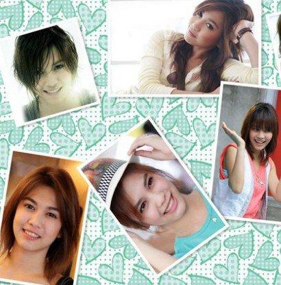 泰国最红的女明星图片资料及近况大全