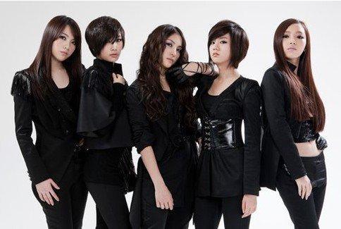 韩国女明星组合图片