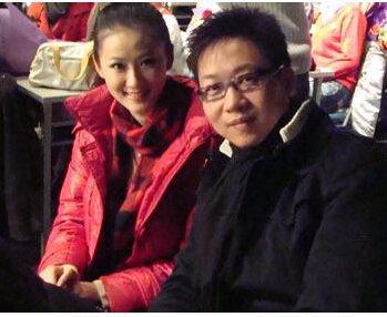 主持人林海前妻何婕個人資料及近況和圖片介紹圖片