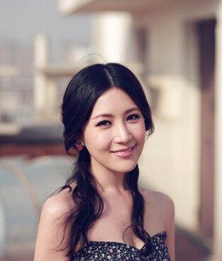 刘梓妍中戏美女调皮可爱