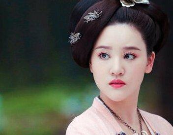 唐朝古装手绘美人