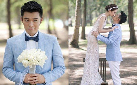 陈赫的老婆是准_陈赫老婆许婧结婚照 陈赫与老婆许婧离婚了吗