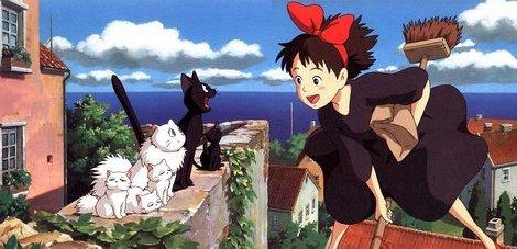 宫崎骏的动画片的意义