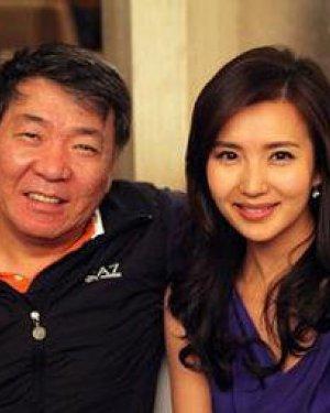 陈好老公是谁 陈好与老公刘海峰结婚照