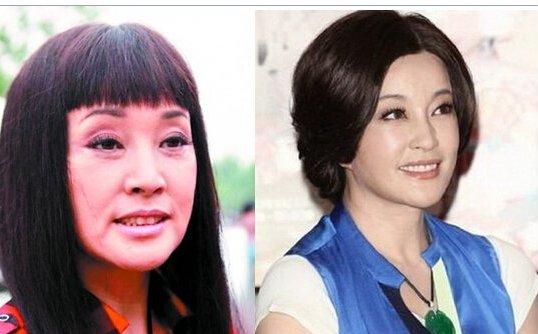 刘晓庆曾经是中国最著名的影视明星,而且刘晓庆的演艺生涯充满着传奇色彩,即使如今刘晓庆已经六十多岁了,依然活跃在银幕上门,给观众带来了很多的欢乐,但是年轻时候的刘晓庆十分的漂亮,老了之后的虽然在镜头面前依然很惊艳但是又细心的网友发现刘晓庆最近两年痴迷于整容;  一直在国外生活的刘晓庆回到中国之后,很多粉丝都发现这些年刘晓庆几乎没有变化,依然十分的漂亮,不过有人指出这是因为刘晓庆整容了  刘晓庆整容前后对比照片十分的明显,刘晓庆的人前一直都十分的有个性,但是私底下却老态横生,和六十多岁的老太太一样  刘晓庆年