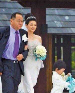 汪小菲父亲是谁 汪小菲父亲汪则翰个人资料和图片