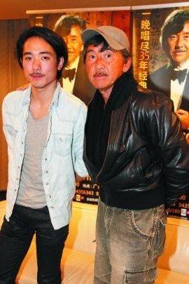 林德信是林子祥与第一任老婆吴正元的儿子,当年吴正元作为唱片公司高图片