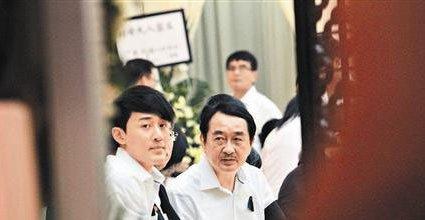 林峰父亲林华国个人资料及近况和图片 林峰富二代家庭