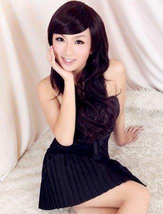 反串演员叶紫涵男装照片,谁有?图片