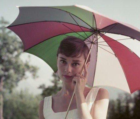 奥黛丽赫本最美图片
