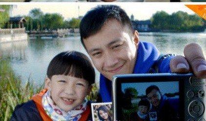 朱佳煜个人资料照片和父母资料