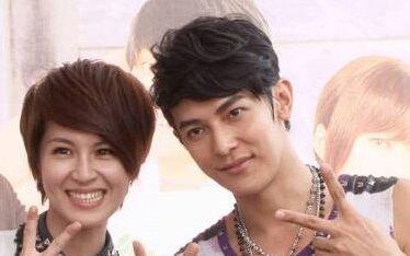 汪东城和曾沛慈结婚照图片
