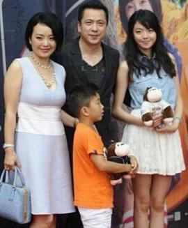 王中磊老婆是谁 王中磊老婆王晓蓉个人资料及图片介绍