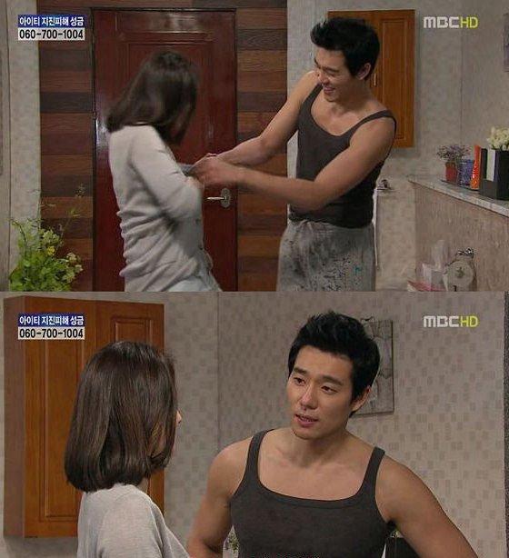 当李太坤决定参加韩国先生的时候,李太坤的身材还有李太坤的容貌,也都
