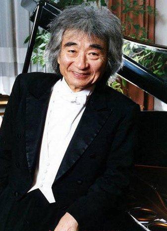 小泽征尔个人资料及近况和图片 小泽征尔创作过的好歌曲