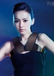 《TVBS周刊》封面人物陈意涵 对陈柏霖动心 嫁他都可以